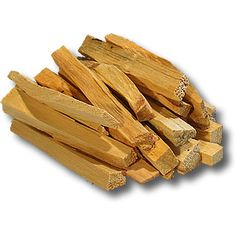 """Palo Santo- """"Holy Stick"""" is a natural wood incense used for centuries by the Incas and indigenous people of the Andes as a spiritual remedy for purifying and cleansing yourself and protection during ceremony."""