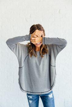 Diane Stripe Tee | Clad & Cloth Apparel
