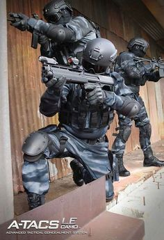 This would be so badass for Airsoft