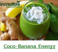 Banana Smoothie Recipes and Nutrition - Incredible Smoothies