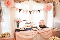 Baby Shower Dessert Table Ideas | Recent Photos The Commons Getty Collection Galleries World Map App ...