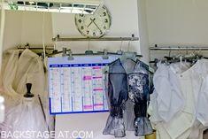 ateliê da maison Dior. Spring 2012