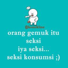 dikit-dikit makan :D komikline | situs hiburan indonesia