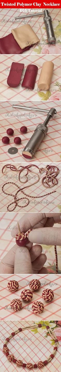 twisted cord jewelry tute