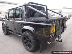 Land Rover Defender TD XS double cab