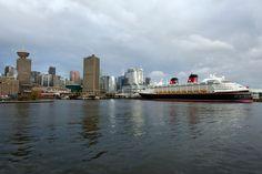 Greetings from Vancouver - Disney Cruise Line Kicks off Alaska Summer Season