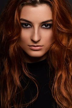 Modelka: Weronika Rose Winiecka Make up/ Hair/Style - Klaudia Utnicka Foto: Karolina Harz