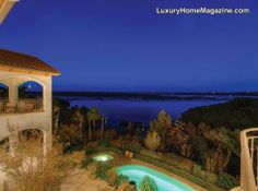 Lake Travis waterfront home