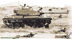 Iran M60A1 tank, Cold War Era photo.