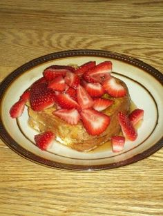 Gluten Free Almond Butter French Toast