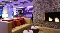 N'VY Hotel - Bar - Public Area - Gasparucci Construction