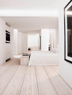 Copenhagen Apartment, Denmark, Anouska Hempel, design, minimalism, simplicity, dinesen