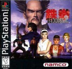 Emularoms: Tekken 2 (BR) [ Ps1 ]