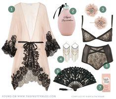 I love the boudoir look!!