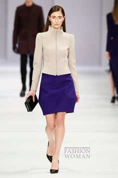 Модные юбки осень 2013