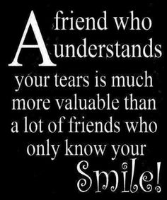 Know Your Smile – Friendship Quote