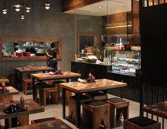 Noodle & Dumpling Canteen by Archizone, Sydney