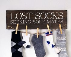 Adorable Place to Store Lost Socks