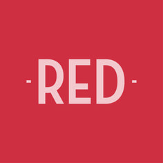 Our favourite colour is red