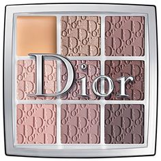 Shop Dior's Backstage Eyeshadow Palette at Sephora. An all-in-one eyeshadow and primer palette with eight blendable shades in matte and shimmer finishes. Neutral Eyeshadow Palette, Neutral Makeup, Makeup Palette, Christian Dior, Backstage, Palette Organizer, Eye Palettes, Custom Eyes, Dior Makeup