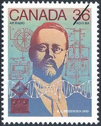 Sello: AM Radio, R. Fessenden, 1900 (Canadá) (Canada Day - Science and Technology series)) Mi:CA 1241 Life Is Like, What Is Life About, Canada Eh, Female Images, Science And Technology, Postage Stamps, The Past, Colours, History