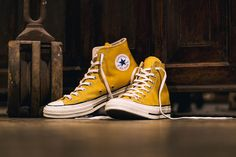 Converse Gets Colorful With Its Latest Chuck Taylor All Star & Release in 2020 Converse Chuck Taylor All Star, Converse All Star, Chuck Taylor Sneakers, Converse Shoes, Sneakers N Stuff, High Top Sneakers, Chuck Taylors Men, Shoe Company, Boots