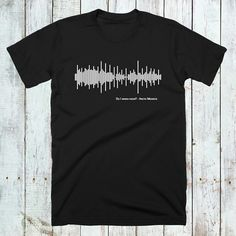 Great request by a follor for some Arctic Monkeys. The shirt looks amazing with Do I wanna know? on it.  Unique shirts for unique people. Teesounds - Music you can wear @ teesounds.com