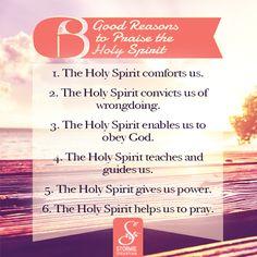 REDE MISSIONÁRIA: THE HOLY SPIRIT: STORMIE OMARTIAN