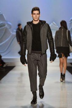 Mackage Fall Winter 2015 Otoño Invierno #Trends #Menswear #Tendencias #Moda Hombre World Mastercard Toronto Fashion Week  M.F.T.