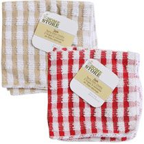 The Home Store Terry Dish Cloths