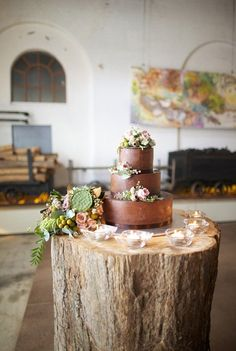 Inspiring ideas for a rustic themed wedding