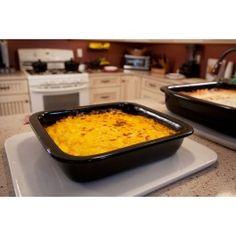 2 Qt 100% Ceramic OvenX Oblong Baking Pan