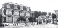 1915. Calle de Alcalá. Palacio de Casa Riera