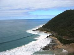 Returning to Melbourne along the Great Ocean Road