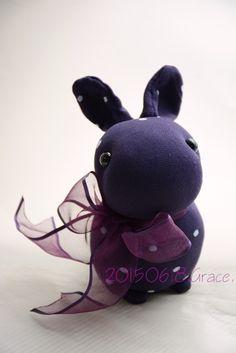 Grace--#200 sock rabbit