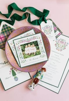 Burnett Collection - Send holiday greetings with our artist illustrated, customizable cards! Holiday Cards, Christmas Cards, Design Crafts, Ephemera, Stationery, Invitations, Holidays, Frame, Winter