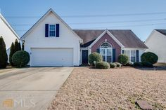 488 Lee Miller Dr, Suwanee, GA 30024. 4 bed, 2 bath, $174,900. Buy this awesome hom...