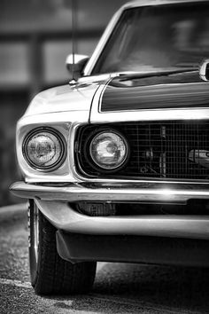 In 1969 this #Mustang Mach 1 was ahead of it's time. Which of today's cars is 'ahead of it's time'? Click on the image to find out! #spon