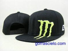 Comprar Baratas Gorras Monster Energy Snapback 0015 Online Tienda En Spain. e2caacb509b