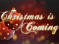 Christmas: Just Around the Corner--Read my blog about getting ready for this Christmas Season and staying focused in the midst of a commercialized craze!! Click here!