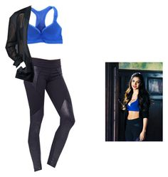 """Isabelle Lightwood – Shadowhunters Exact 1.04 Outfit"" by whistleforrue ❤ liked on Polyvore featuring Youmita, Beyond Yoga and Michi"