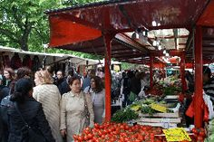 Wochenmarkt Maybachufer