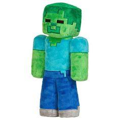 """Minecraft Zombie 12"""""""" Plush Toy"""
