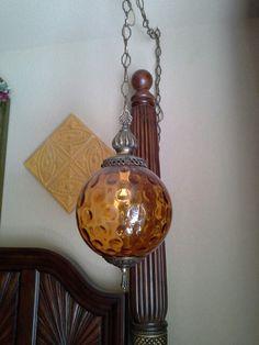 Swag Lamp!
