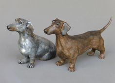 Julia Mulligan, Fine Art Animal Sculptures done in Ceramic, Porcelain, Stoneware.