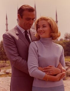 Daniela Bianchi istanbul from russia with love