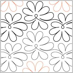 "Lilac© 2015  Sarah Ann Myers A single row is 8"" wide – printed with two rows – 144"" long A single flower measures approximately 6.5""W x 6""H        * This design is available in both paper and digital.  Please select your preference below. NOTE:   All digital designs include the following conversions:  CQP, DXF, HQF, IQP, MQR, PAT, QLI, SSD, TXT, WMF and 4QB or PLT. Most designs also include a DWF, GIF and PDF. This pattern was converted by Digitech."