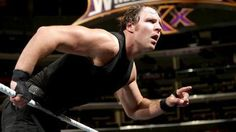 Enjoy a backstage tour of #WWE Extreme Rules with Dean Ambrose on May 4 in New Jersey!