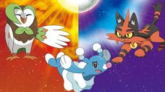 Evolved Sun and Moon Starter Pokemon - Trailer Meet Dartrix Torracat and Brionne the evolved forms of the three starter Pokémon in Pokémon Sun and Pokémon Moon. October 04 2016 at 02:16PM  https://www.youtube.com/user/ScottDogGaming