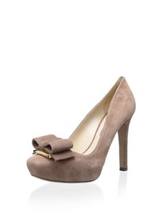 www.myhabit.com  Supple style in a streamlined silhouette sits atop covered platform and heel